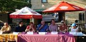 L to R: Wade Schulz, Paul Reiland, Frank Balster, Steve Engler, Joe Gasior, David Ludescher, Betsey Buckheit