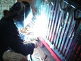 student welder