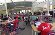 Benilde library