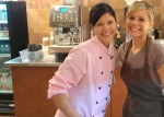 Pastry chefs Teara Myers and Jody Breathwaite have hit Northfield's sweet spot with their CakeWalk Custom Cakes & Dessert Bar
