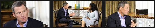 Armstrong videos on Oprah