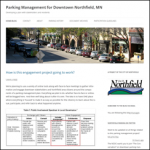 Time to get engaged: help develop a parking management plan for downtown Northfield