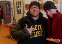 Corey Butler, Griff Wigley - Feb. 2013