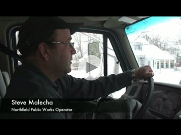 Steve Malecha, Northfield Public Works Operator