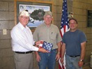 VFW donates flags