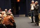 Paul Krause's documentary premiere of Fred Somers' painting 'Genesis'