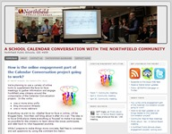 Northfield Schools Calendar Conversation