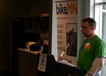 Peter Breyfogle, BikeMN Treasurer