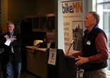 BikeMN&#39;s Dorian Grilley and Ron Jackson