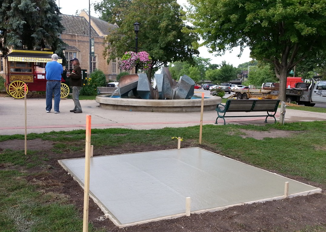 Three game tables soon to be installed on Bridge Square | Locally