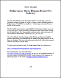 Bridge Square press release Oct 18 2013