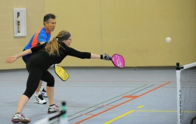 Pickleball photo, StarTribune