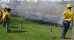 Prairie Restorations fire