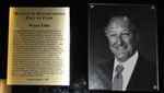 Wayne Eddy plaque
