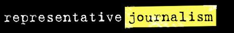 Representative Journalism logo