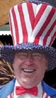 Noah Cashman, with hat
