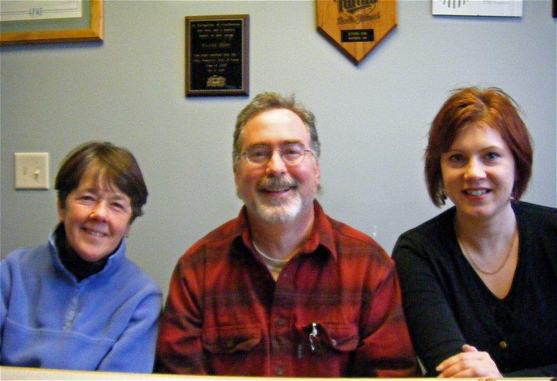 Margit Johnson, Ross, Tracy