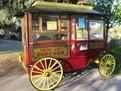 Bridge Square popcorn wagon
