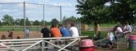 girls fast-pitch softball