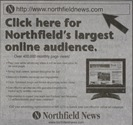 Northfield News web ad