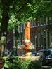 NHDC bronze sculpture in Chicago