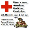 Red Cross March 2009 Fundraiser