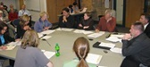 Northfield City Council with the Parks and Rec Advisory Board