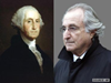 George Washington and Bernie Madoff