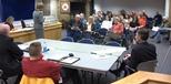 community event organizers meeting