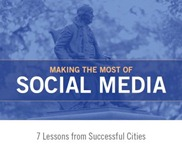 Making the Most of Social Media - 7 Lessons from Successful Cities