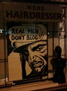 Real men don't blog