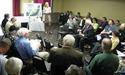 Northfield Mayor Mary Rossing at NDDC forum