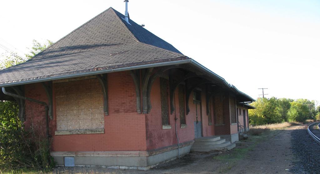 Northfield Train Depot