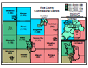 Rice County Commissioner Districts