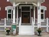 Archer House - front entrance