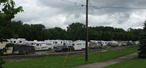 horse trailers in Babcock Park