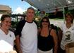 Center: Glen Grisim, Cindy Grism
