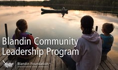 Blandin Community Leadership Program