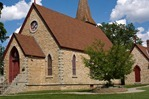 Holy Cross Episcopal, Dundas (wikipedia photo)