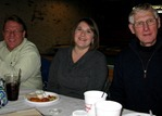 Greg Kneser, Suzy Cowles Taggert, Keith Covey