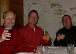 Dan Bergeson, Jeff Hasse, Joe Grundhoefer