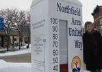 Betsy Spethmann, Executive Director of the Northfield Area United Way,