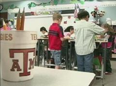 stand-up desks in school