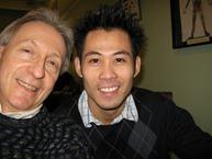Griff Wigley and Phong Nguyen
