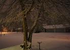April 15 snow in Northfield, MN
