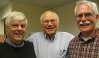 Tom Neuville, Al Quie, Ray Cox