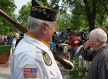 Pete Grossman and Bob Lampe, Memorial Day 2011