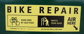 Dero Fixit bike repair stand
