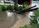 Mud on Bridge Square