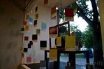 Window display at Studio Elements